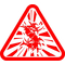 Sepultura Decal / Sticker 01