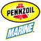 Pennzoil Marine Decal / Sticker 05