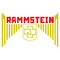 Rammstein Decal / Sticker 10