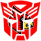 Autobot Cardinals Decal / Sticker 31