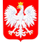 Polish Flag Coat of Arms Decal / Sticker 04