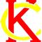 Kansas City Chiefs KC Decal / Sticker 02