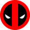 Deadpool Decal / Sticker 04