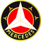 Mercedes Decal / Sticker 08