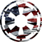Star Wars Imperial Texas Flag Decal / Sticker 05