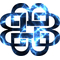Breaking Benjamin Blue Plasma Decal / Sticker 03