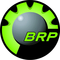 Green BRP Decal / Sticker 08