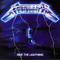 Metallica Ride The Lightning Decal / Sticker 13