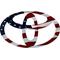 American Flag Toyota Decal / Sticker 11