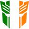 Irish Flag Autobot Decal / Sticker 06