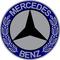 Mercedes Decal / Sticker 11