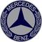 Mercedes Decal / Sticker 13