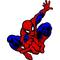 Spiderman Decal / Sticker 04