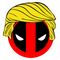 Donald Trump Deadpool Decal / Sticker 19