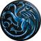 Game of Thrones Targaryen Sigil Decal / Sticker 04