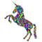 Unicorn Decal / Sticker 12