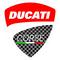 Ducati Corse Decal / Sticker 20