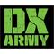 DX Army Decal / Sticker 01