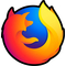Firefox Decal / Sticker 02