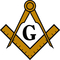 Freemason Decal / Sticker 02