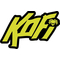Kofi Kingston Decal / Sticker 01
