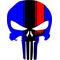 45th Anniversary Punisher Decal / Sticker 153