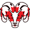 Canadian Flag Ram Decal / Sticker 03