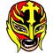 Rey Mysterio Decal / Sticker 02