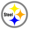 U.S. Steel Decal / Sticker 03