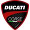 Ducati Corse Decal / Sticker 22