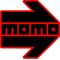 MOMO Decal / Sticker 04