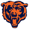 Bears Mascot Decal / Sticker 03