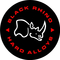 Black Rhino Hard Alloys Decal / Sticker 08