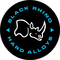 Black Rhino Hard Alloys Decal / Sticker 12