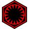 First Order Decal / Sticker 03