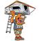 Hi-Vis Overland Decal / Sticker Design 01