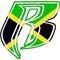 Jamaican Flag Ruff Ryders Decal / Sticker