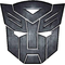 Full Color Autobot Decal / Sticker 08