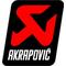 Akrapovic 09 Decal / Sticker