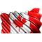Canadian Flag Decal / Sticker