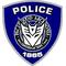 Decepticon Police Shield Decal / Sticker 15