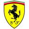 Ferrari Crest Decal / Sticker