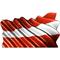 Austrian Flag Waving Decal / Sticker